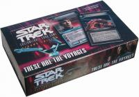 star trek 2e star trek 2e sealed product these are the voyages booster box