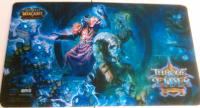 warcraft tcg playmats throne of the tides playmat