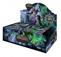 warcraft tcg warcraft sealed product throne of the tides booster box