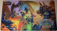 warcraft tcg playmats tomb of the forgotten playmat