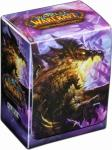 warcraft tcg deck boxes twilight of the dragons deck box