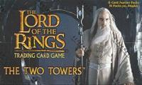 lotr tcg lotr sealed product the two towers booster box