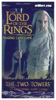lotr tcg the two towers the two towers booster pack