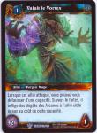 warcraft tcg throne of the tides french valak the vortex french