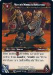 warcraft tcg twilight of the dragons warchief garrosh hellscream