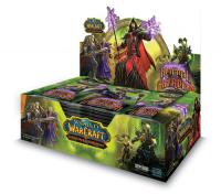 warcraft tcg warcraft sealed product betrayal of the guardian booster box