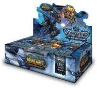 warcraft tcg warcraft sealed product icecrown booster box
