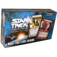 star trek 2e star trek 2e sealed product what you leave behind booster box