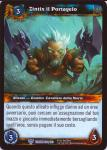 warcraft tcg throne of the tides italian zintix the frostbringer italian