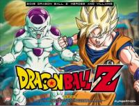 dragonball z heroes and villains