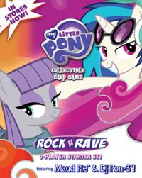 my little pony rock n rave
