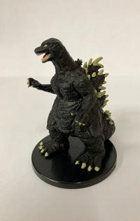 collectibles godzilla movie mini figures series 1 godzilla 1990