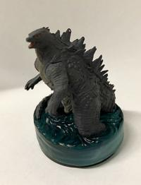 collectibles godzilla movie mini figures series 1 godzilla in water