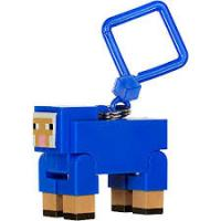 collectibles minecraft hangers series 1 blue sheep