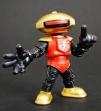 collectibles power rangers megaforce series 2 alpha 5 p 125