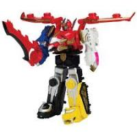 collectibles power rangers megaforce series 2 gonsei great megazord p 132