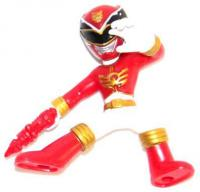 collectibles power rangers megaforce series 2 red megaforce ranger p 129
