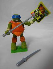 collectibles tnmt mega bloks series 1 leonardo