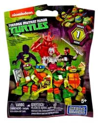 collectibles tnmt mega bloks series 1 teenage mutant ninja turtles mega bloks series 1 pack