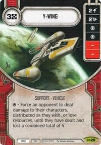 dice games sw destiny empire at war y wing 29