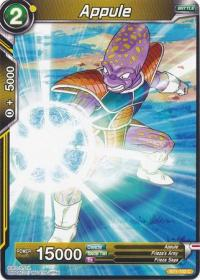 dragonball super card game bt1 galactic battle appule bt1 102 c