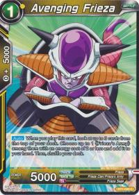 dragonball super card game bt1 galactic battle avenging frieza bt1 089 c