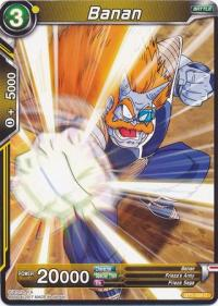 dragonball super card game bt1 galactic battle banan bt1 104 c