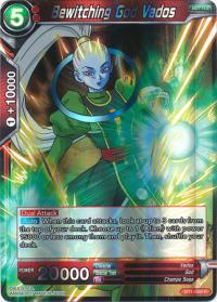 dragonball super card game bt1 galactic battle bewitching god vados bt1 008 r