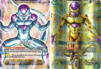 dragonball super card game bt1 galactic battle ultimate form golden frieza bt1 083 r