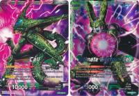dragonball super card game bt2 union force cell ultimate lifeform cell bt2 068 r