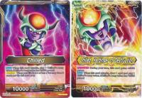 dragonball super card game bt2 union force chilled chilled harbinger of destruction bt2 102 uc