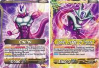 dragonball super card game bt2 union force cooler cooler leader of troops bt2 101 uc