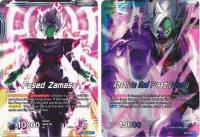 dragonball super card game bt2 union force fused zamasu absolute god fused zamasu bt2 034 r