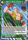 dragonball super card game bt3 cross worlds dawn of terror android 13 bt3 070