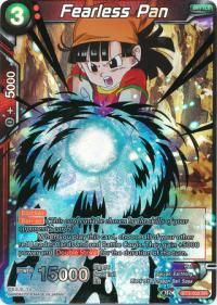 dragonball super card game bt3 cross worlds fearless pan bt3 008