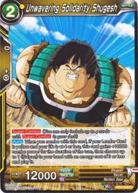 dragonball super card game bt3 cross worlds unwavering solidarity shugesh bt3 100