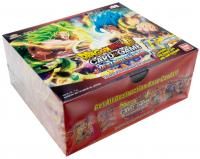 dragonball super card game dragonball super sealed product destroyer kings booster box