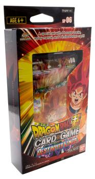 dragonball super card game dragonball super sealed product destroyer kings special pack set