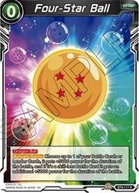 dragonball super card game bt6 destroyer kings four star ball bt6 117