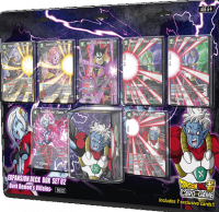 dragonball super card game dragonball super sealed product expansion deck box set 02 dark villains