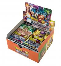 dragonball super card game dragonball super sealed product galactic battle booster box