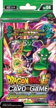 dragonball super card game dragonball super sealed product starter deck 4 the guardian of namekians