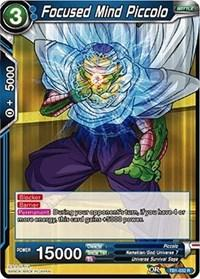 dragonball super card game tb1 tournament of power focused mind piccolo tb1 032