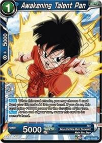 dragonball super card game tb2 world martial arts tournament awakening talent pan tb2 024