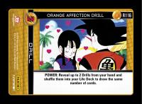 dragonball z awakening orange affection drill