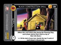 dragonball z awakening black construction drill