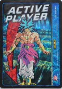 dragonball z vengeance active player token broly