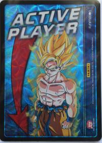 dragonball z vengeance active player token super saiyan