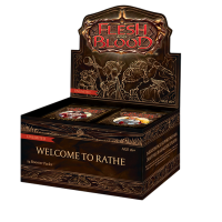 flesh and blood sealed products welcome to rathe booster box unlimited edition