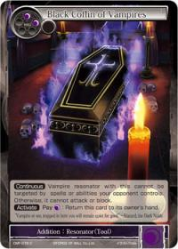 force of will crimson moons fairy tale black coffin of vampires